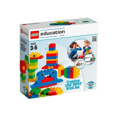 LEGO® Education Creative Lego® DUPLO® Blokkenset
