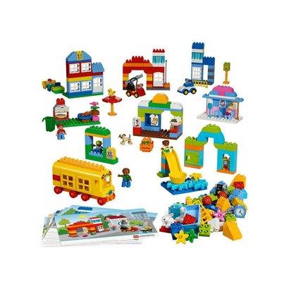 LEGO Education Onze stad