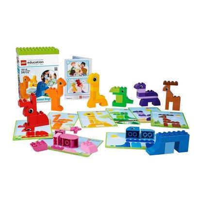 LEGO Education Dieren Bingo