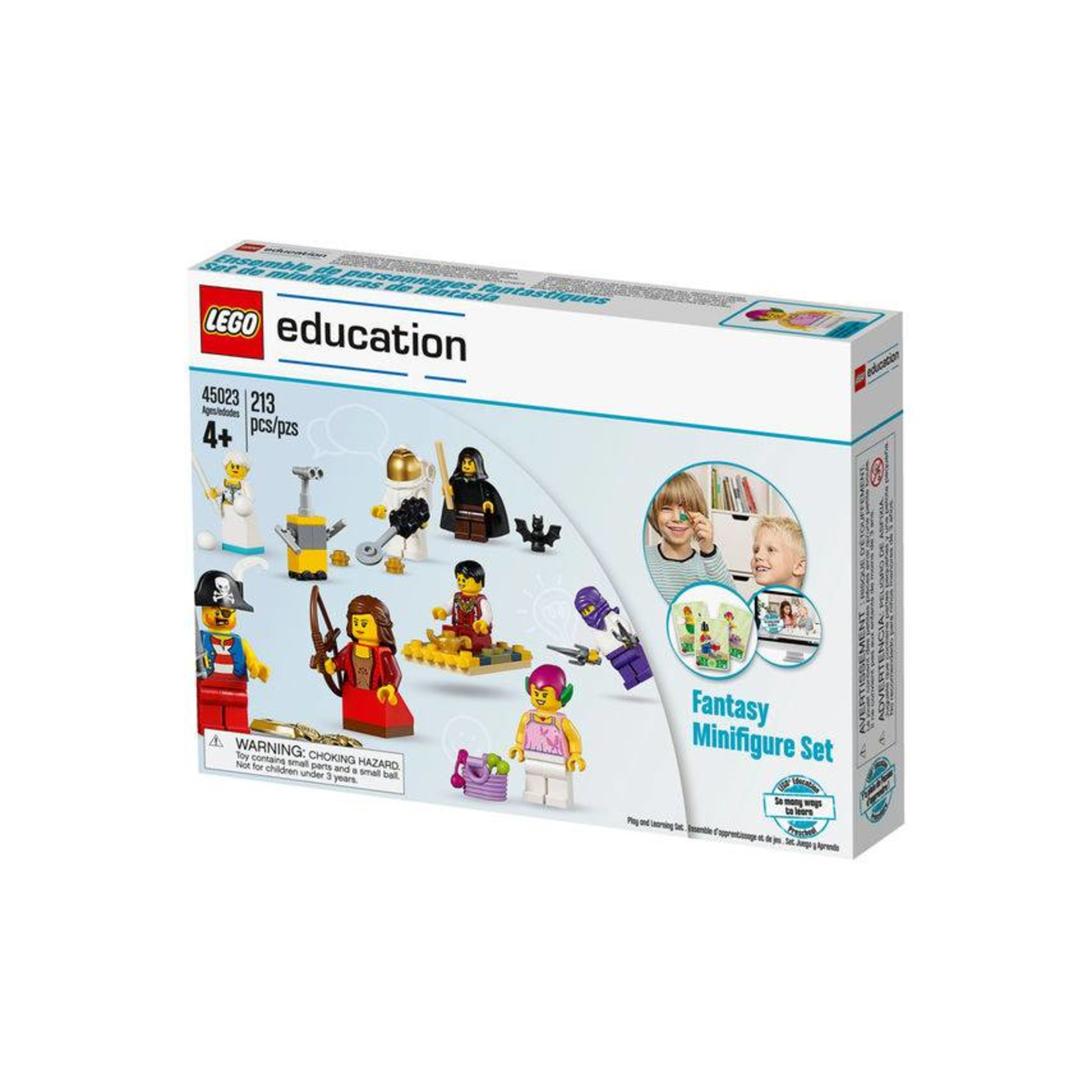 LEGO® Education Fantasy Minifigure Set