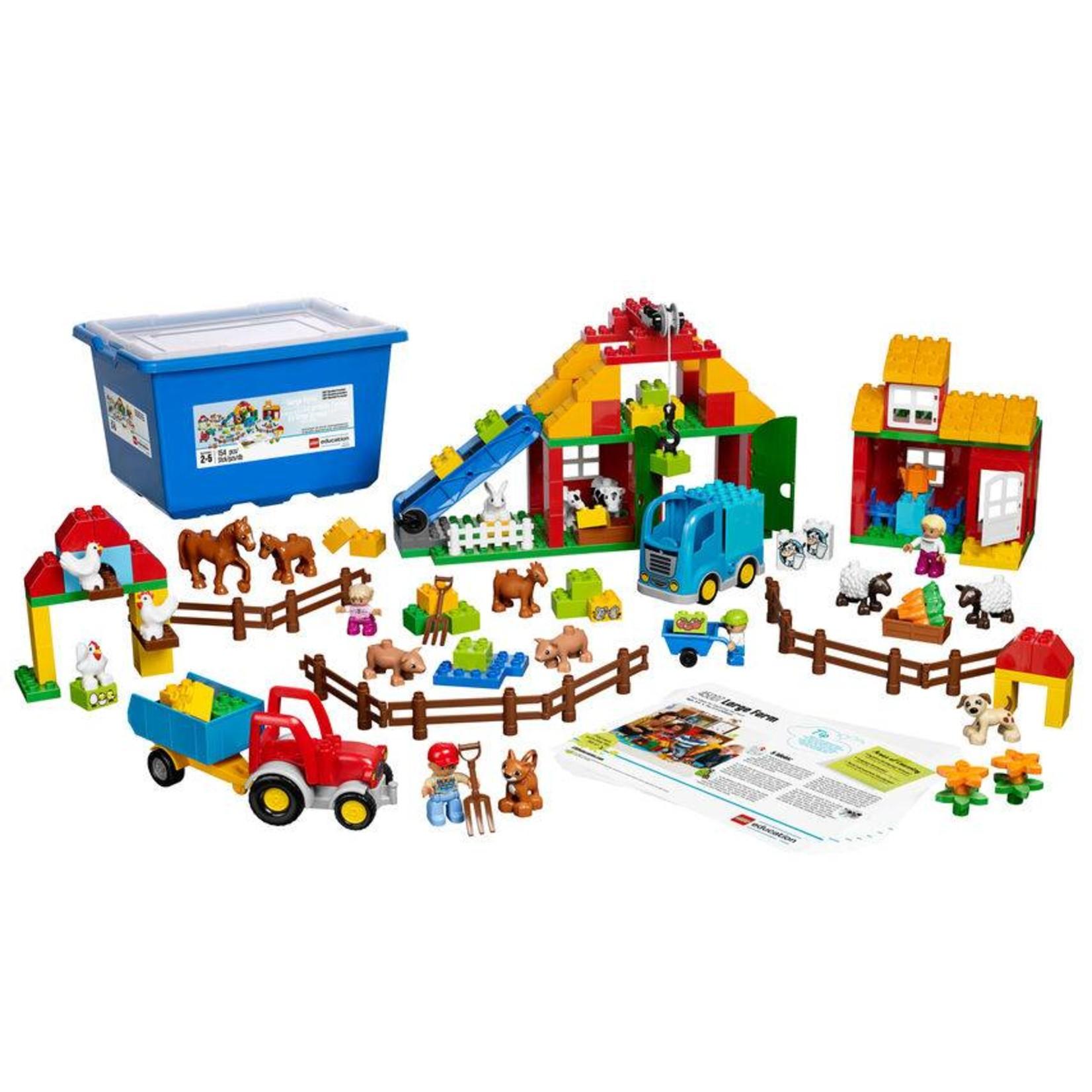 LEGO® Education Grote boerderij