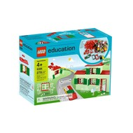 LEGO Education Deuren, Vensters en Dakpannen Set (9386)