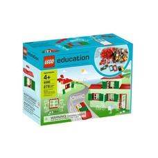 LEGO Education Portes, fenêtres et tuiles de toit (9386)