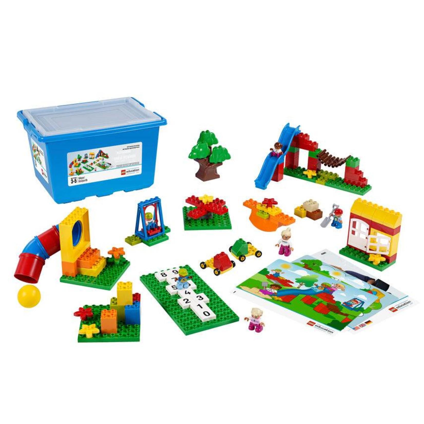 LEGO® Education Speeltuin