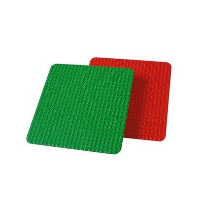 LEGO® Education  Grandes plaques de construction LEGO® DUPLO®