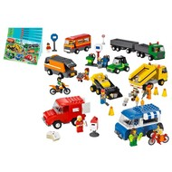 LEGO Education Les véhicules (9333)