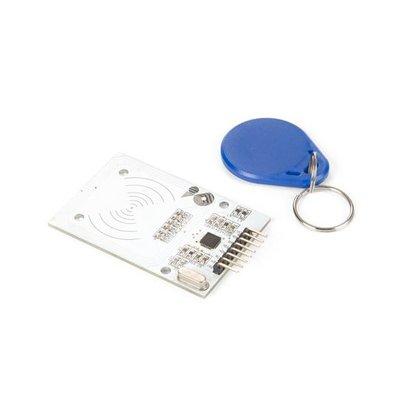 Velleman RFID schrijf- en leesmodule compatibel met ARDUINO®