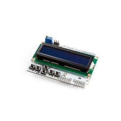 Velleman LCD & KEYPAD shield voor ARDUINO®