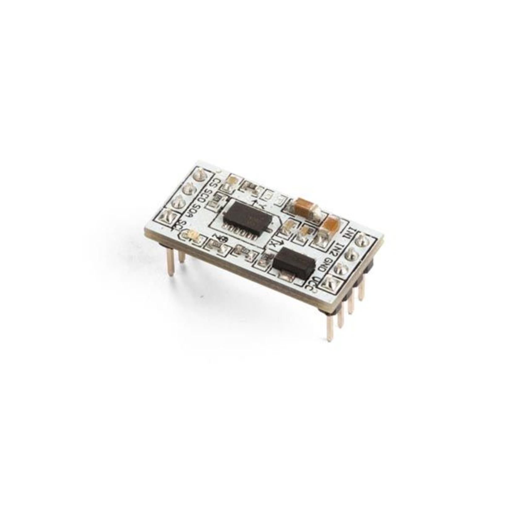 Velleman 3-assige digitale accelerometer - MMA7455