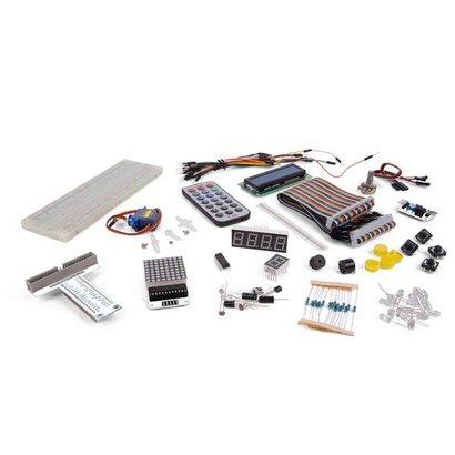 Experiment kit for Raspberry Pi®