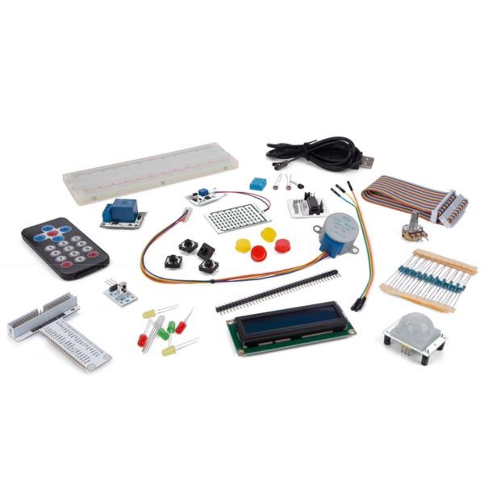 Velleman Construction kit for Raspberry Pi®