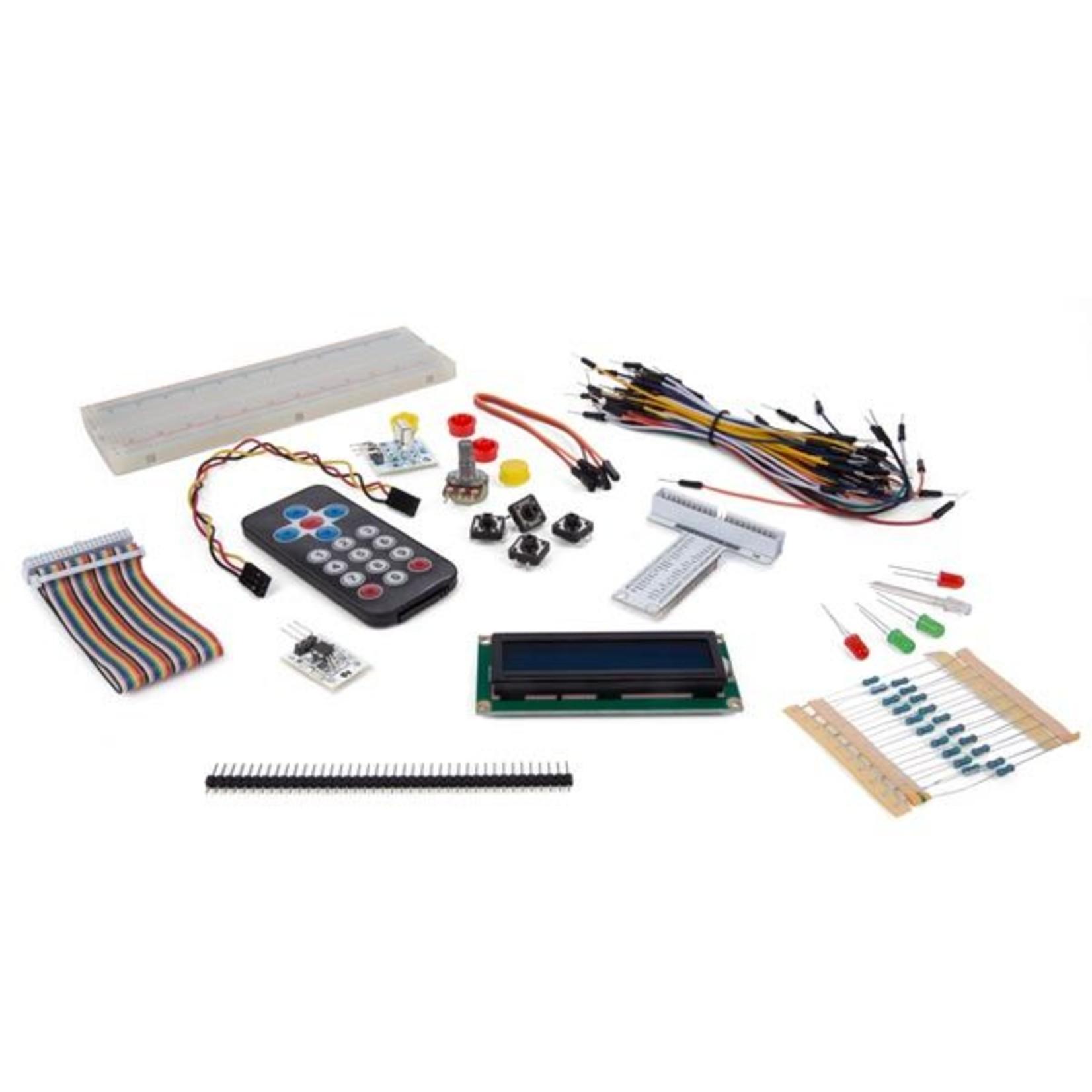 Velleman Set elektronische onderdelen voor Raspberry Pi®