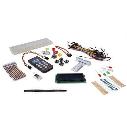 Ensemble de pièces électroniques pour Raspberry Pi®