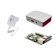Raspberry Pi Raspberry Pi® 3B + Basic kit