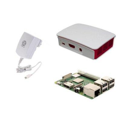 Raspberry Pi Raspberry Pi® 3B + kit de démarrage
