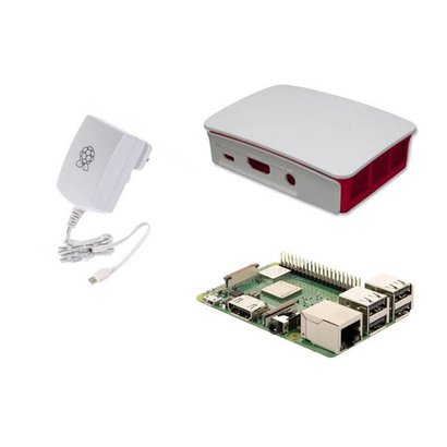 Raspberry Pi Raspberry Pi® 3B + starter kit