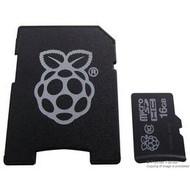 Raspberry Pi SD card 16GB incl. NOOBS
