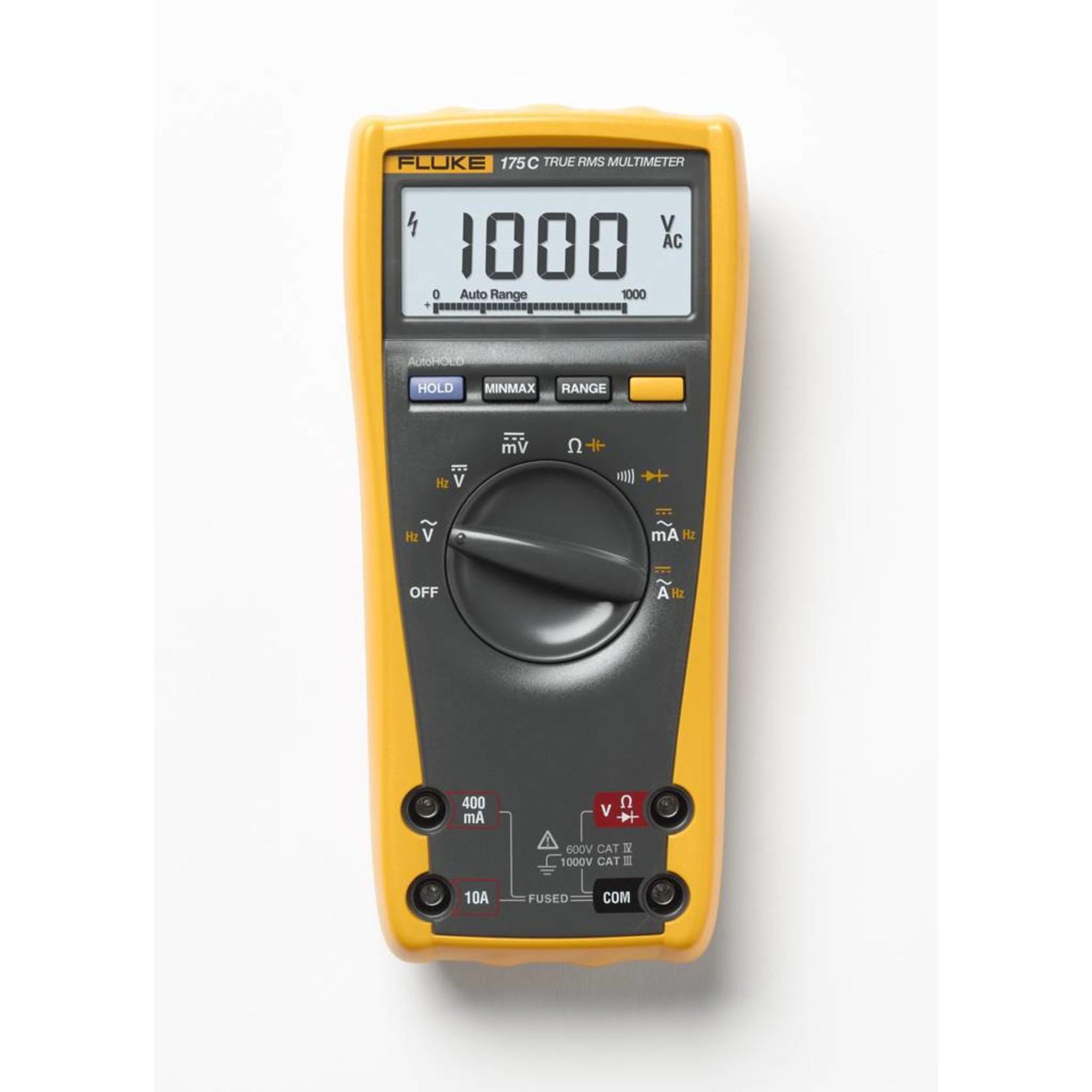 Fluke Fluke 175 digitale multimeter True RMS