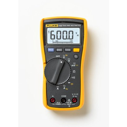 Fluke Fluke 115 True-RMS Digitale Multimeter
