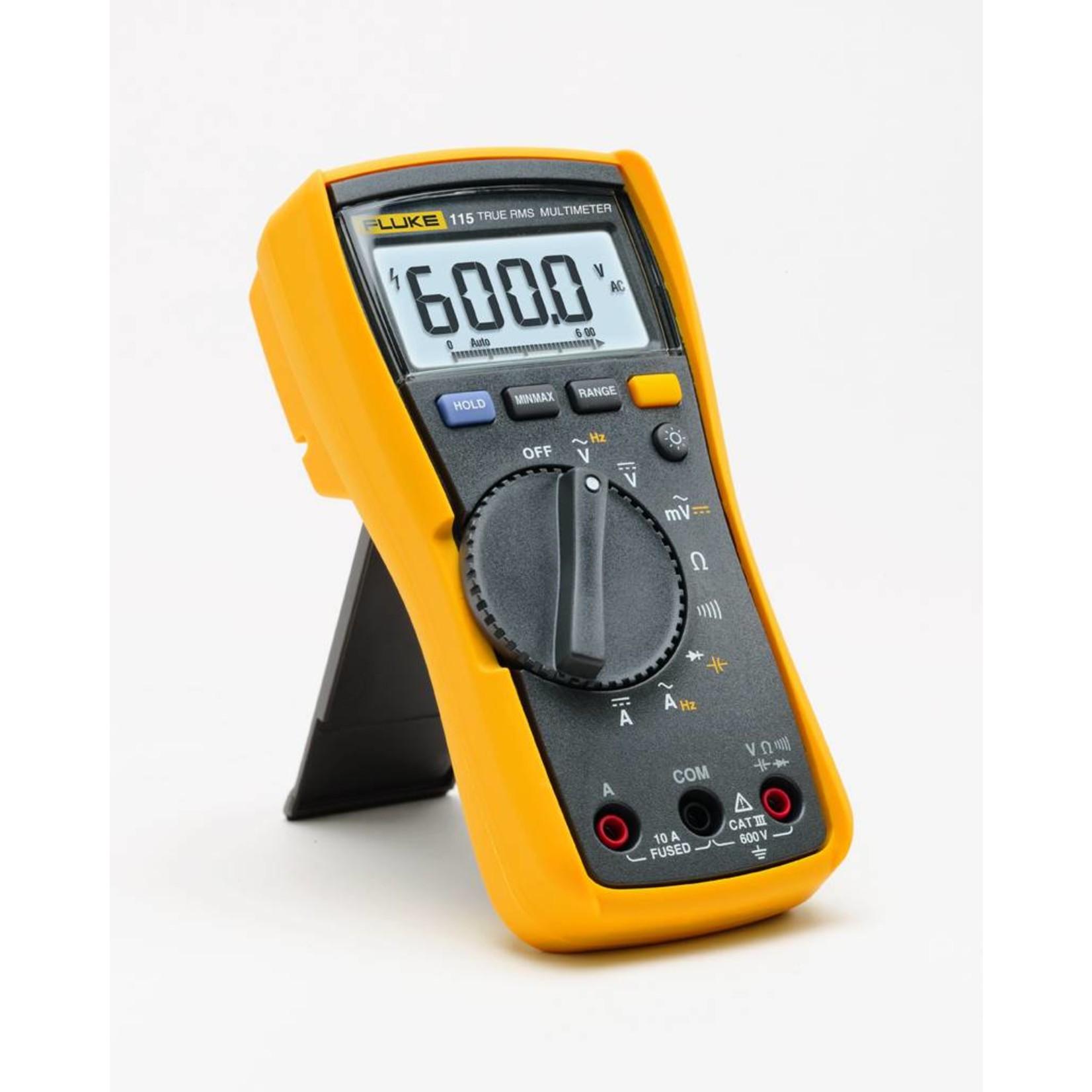 Fluke Fluke 115 True-RMS Digitale Multimeter
