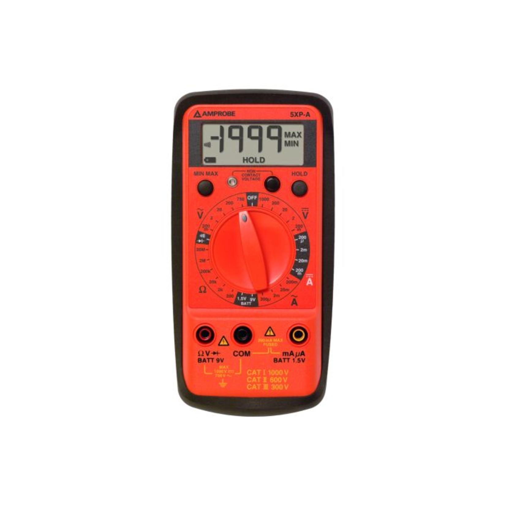 BEHA-AMPROBE Amprobe 5XP-A digitale multimeter