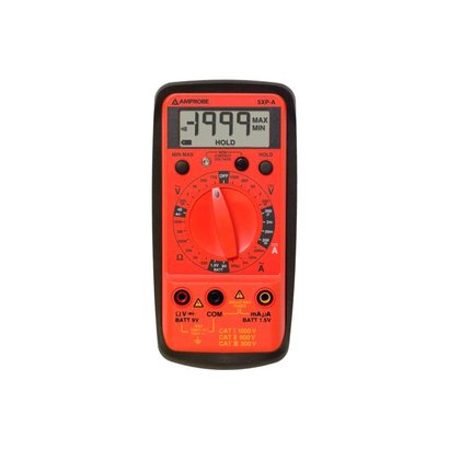 BEHA-AMPROBE Amprobe 5XP-A Digital Multimeter