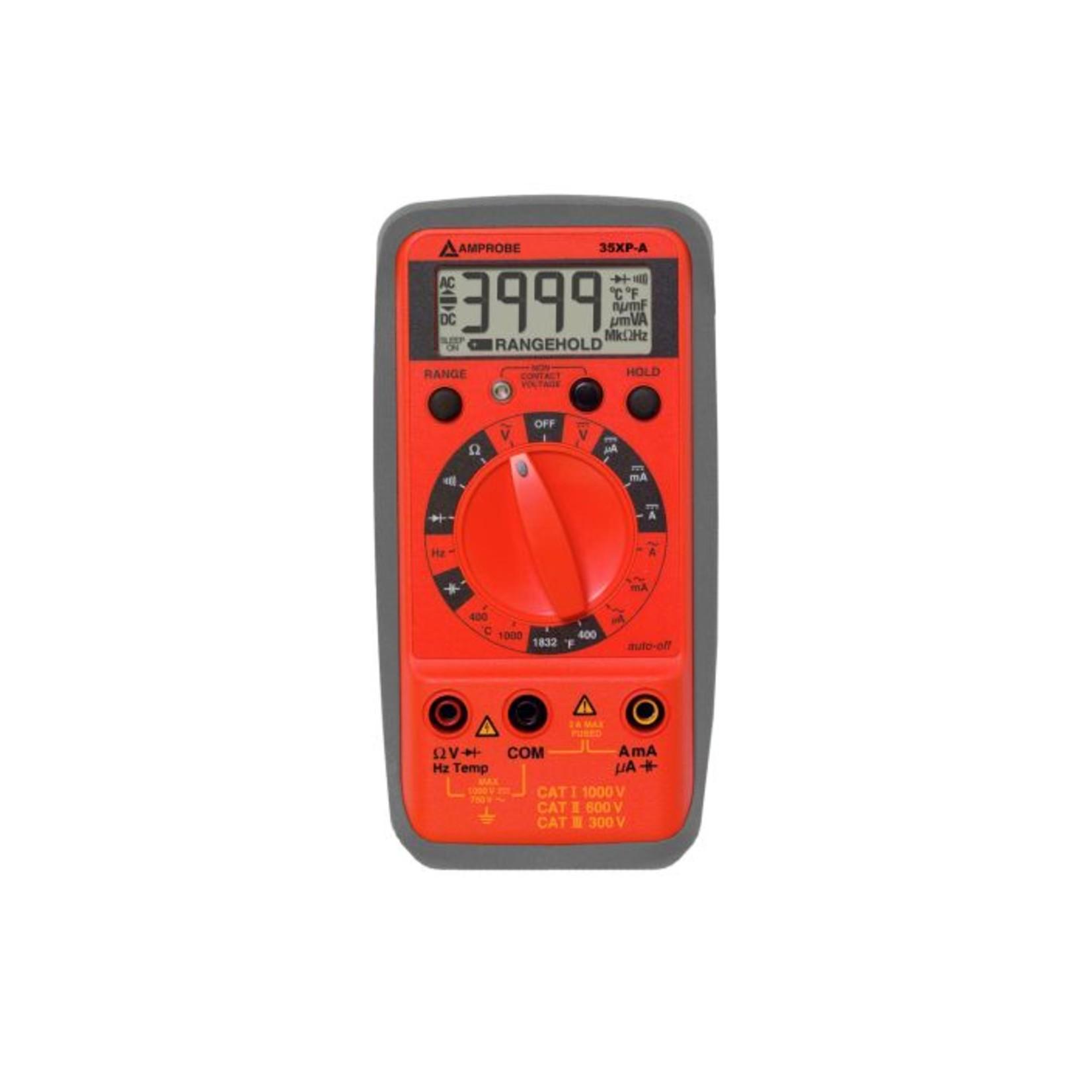 BEHA-AMPROBE Amprobe 35XP-A Digitale multimeter