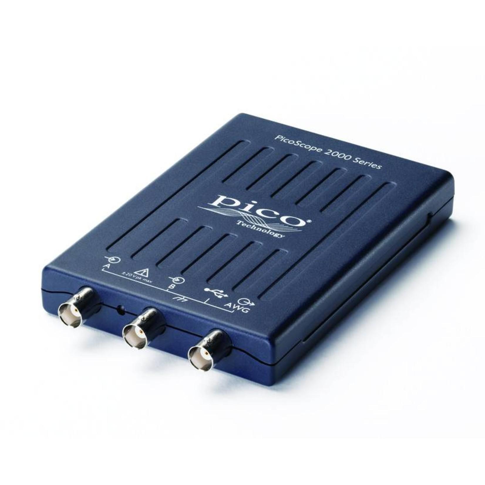 PicoTech PicoScope 2204A - 10 MHz - 2 kanalen - zonder probes