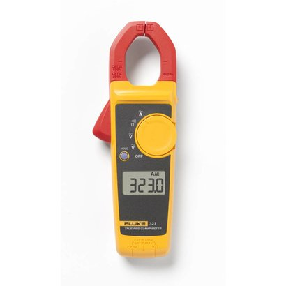 Fluke Fluke 323 True RMS Clamp Meter