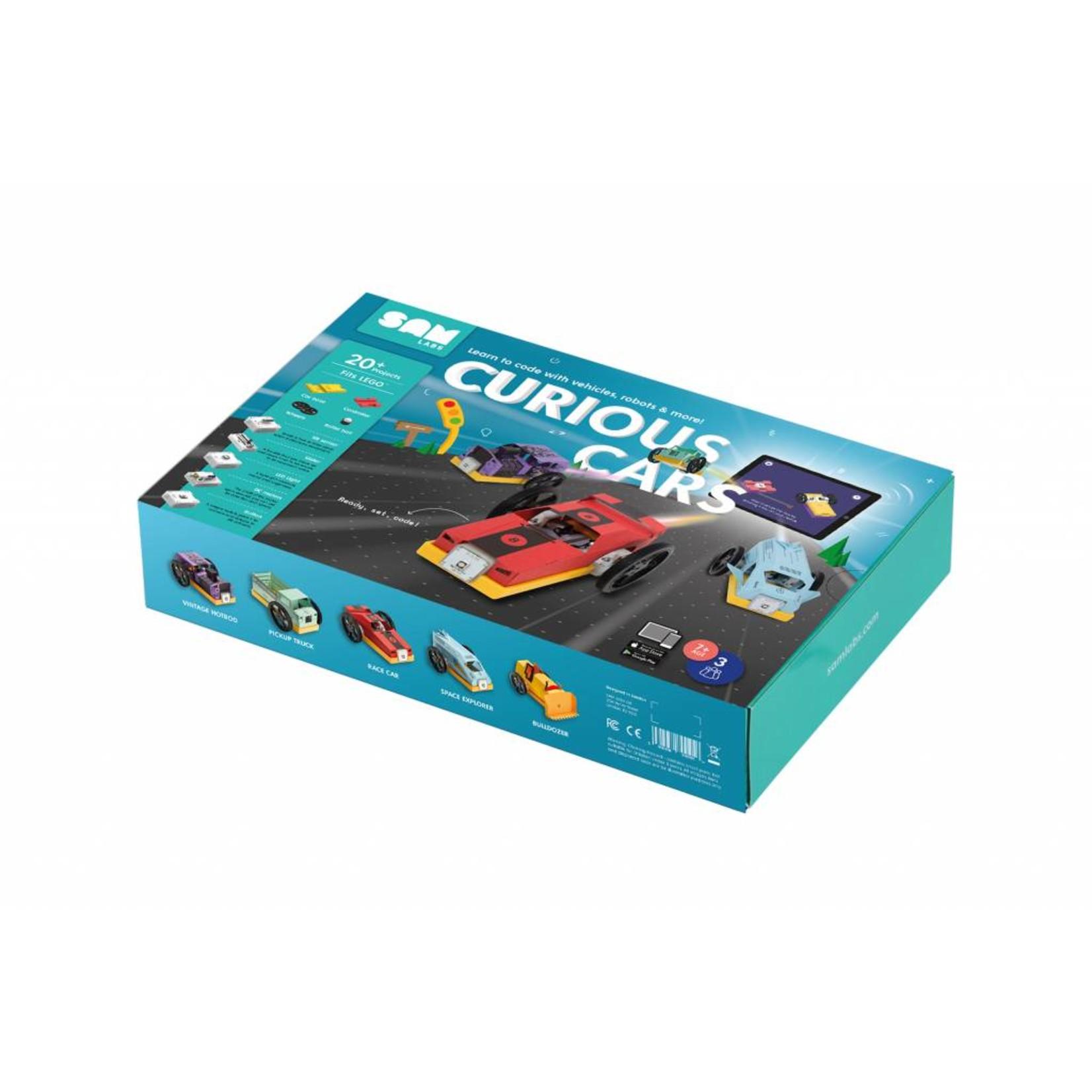 SAM Labs SAM Labs Curious Cars Kit