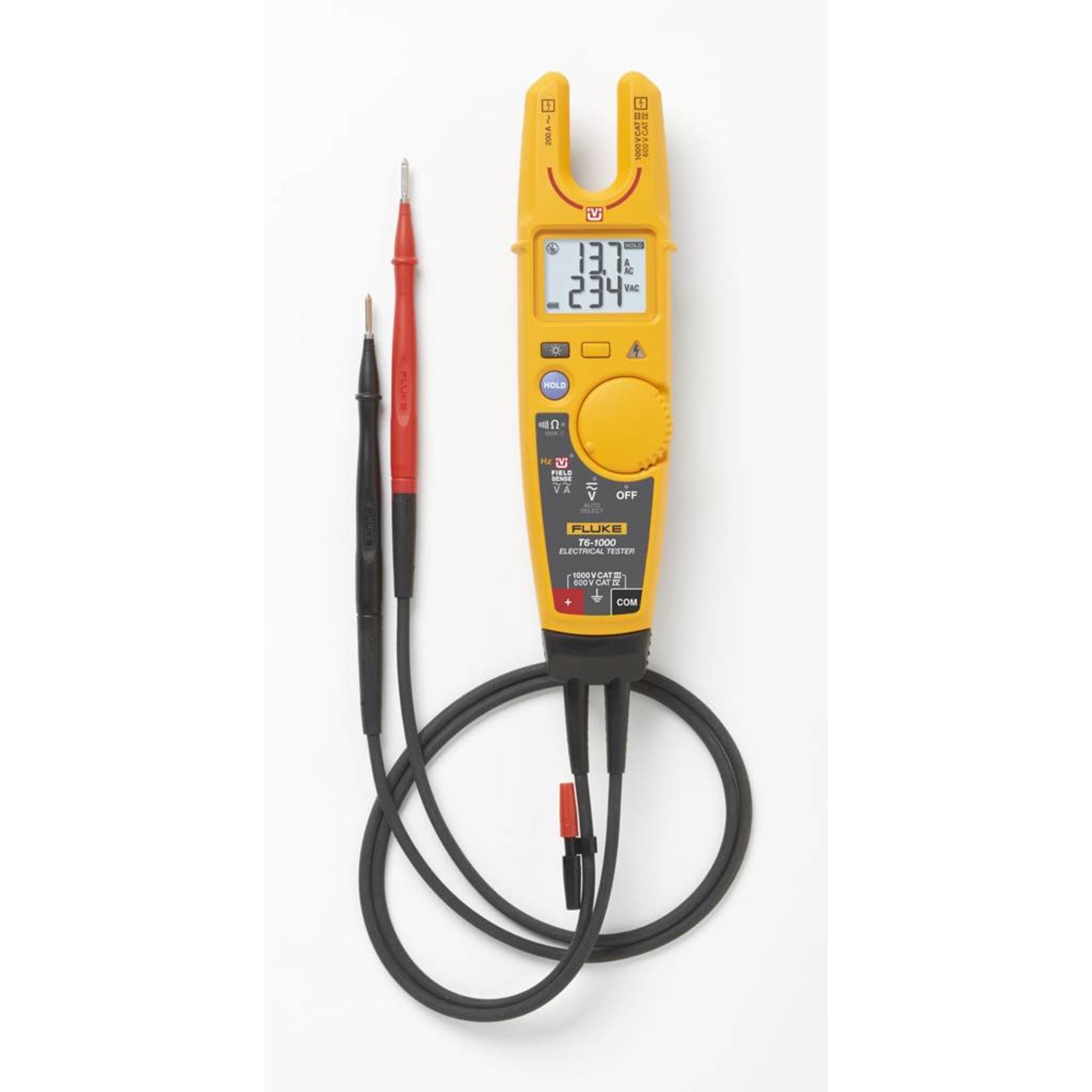 Fluke Fluke T6-1000 Electrical Tester met FieldSense™