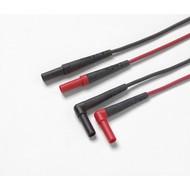 Fluke Jeu de cordons de test en silicone Fluke TL224 SureGrip ™
