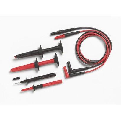 Fluke Jeu de cordons de test industriels Fluke TL220 SureGrip ™