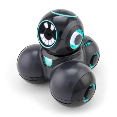 Wonder Workshop Cue Robot Black
