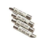 BEHA-AMPROBE Pack de fusibles FP500 4x 500mA / 1000V