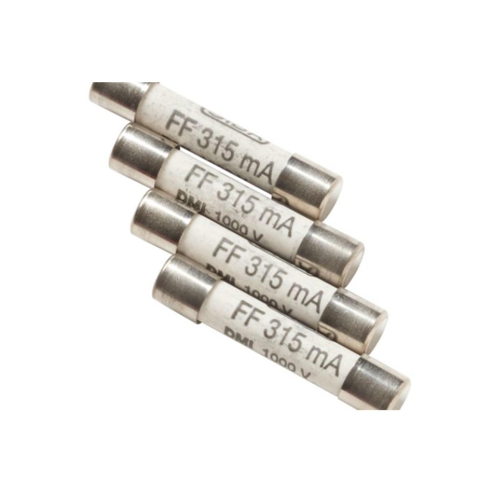 BEHA-AMPROBE FP300 Fuse Pack 4x 315mA/1000V