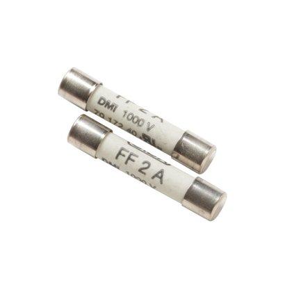 BEHA-AMPROBE FP200 Pack de fusibles 2x 2A / 1000V