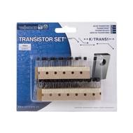 Set of transistors