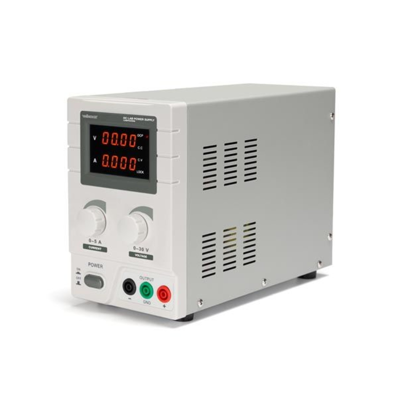 Velleman LABPS3005N Lab power supply 0-30 VDC / 0-5 A