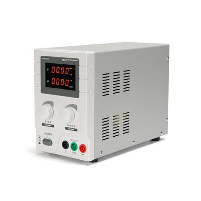LABPS3005N Labo voeding 0-30 VDC / 0-5 A