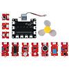 Ontwikkelkit voor micro:bit, 10 x sensormodules