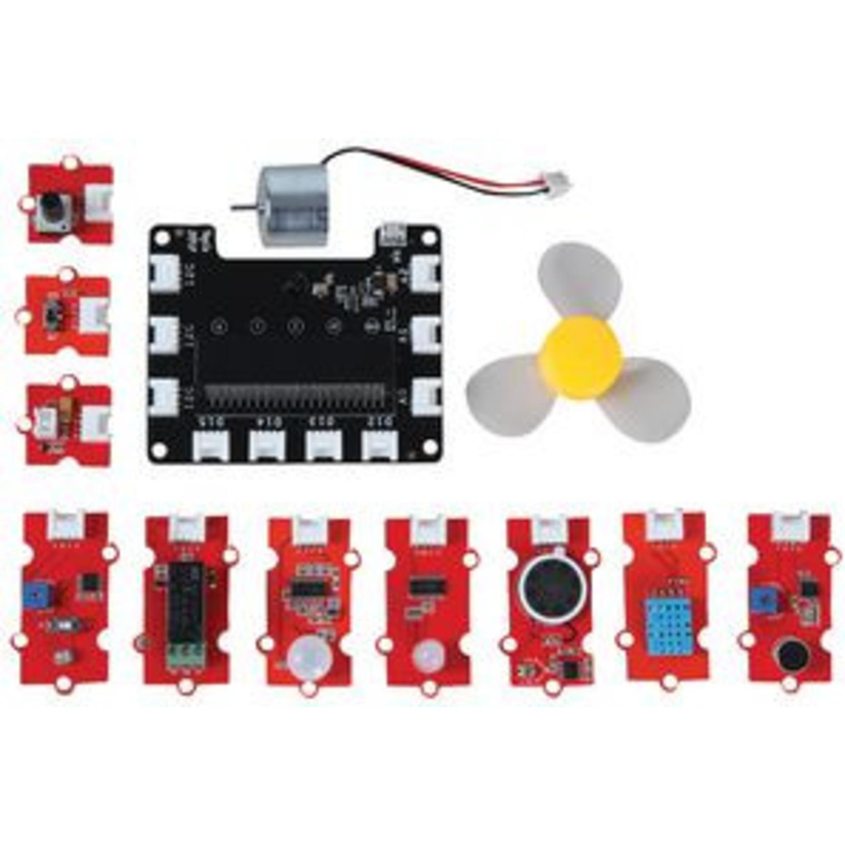 mi:node Ontwikkelkit voor micro:bit, 10 x sensormodules