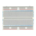 Velleman HIGH-QUALITY SOLDER-FREE BREADBOARDS - 456 HOLES
