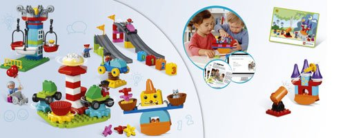 LEGO Education STEAM Park nu ook in het Nederlands