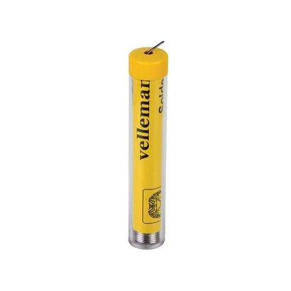 Soldeersel Sn 60% Pb 40% - 1.0 mm 17 g