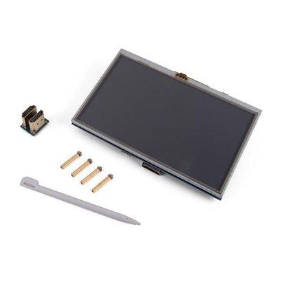 "Velleman HDMI-B Touchscreen for Raspberry PI® - 5 ""- 800 x 480"