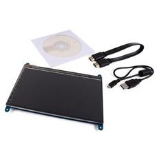 """Velleman Écran tactile HDMI-B pour Raspberry PI® - 7 """"- 800 x 480"""