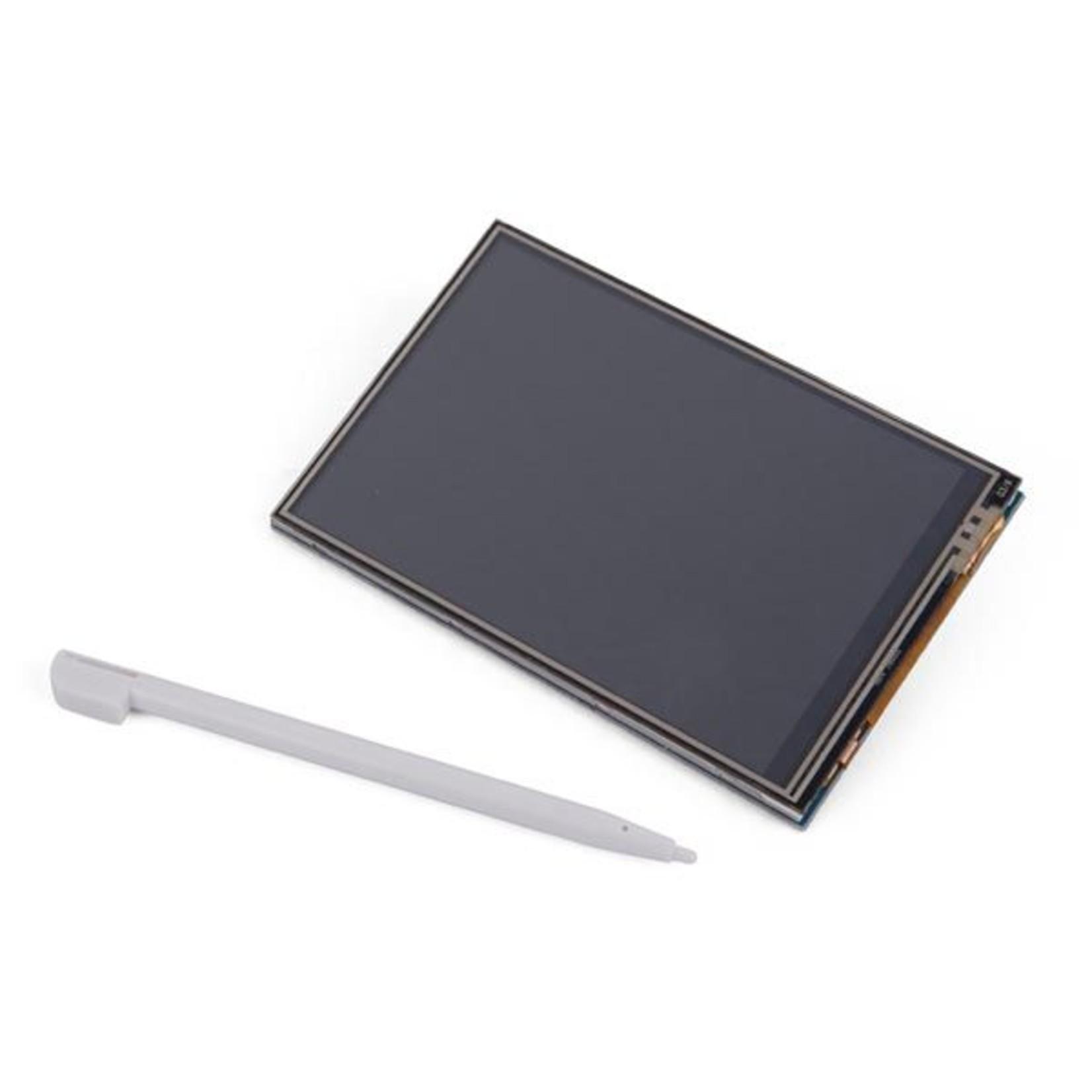 """Velleman 3.5"""" Touchscreen voor Raspberry PI® - 320 x 480"""