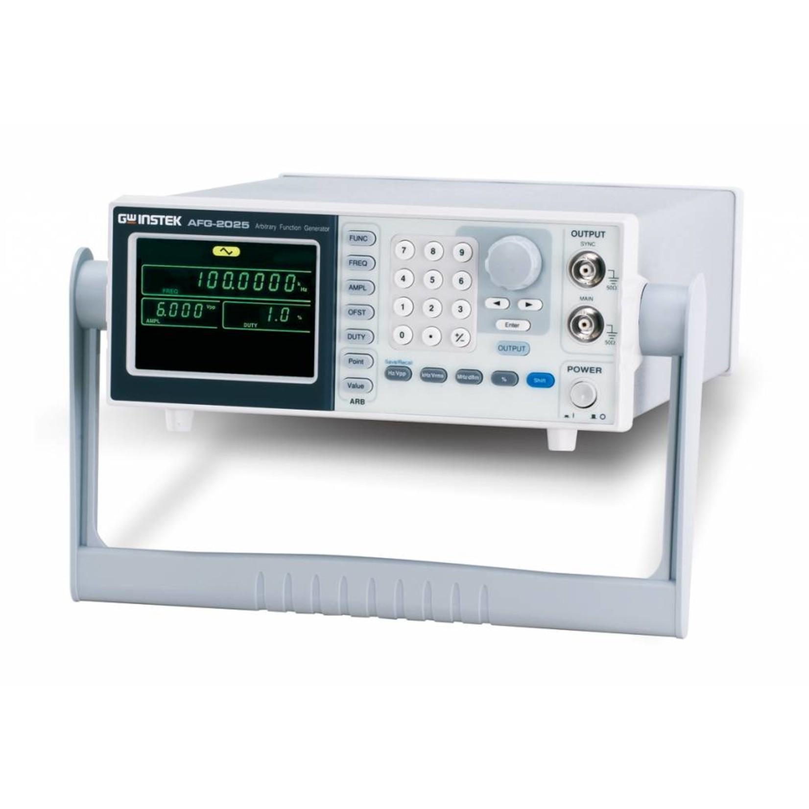 GW INSTEK 5 MHz Arbitrary Waveform Functie Generator