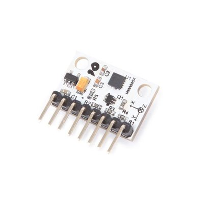 Velleman 3-axis digital accelerometer - MMA8452